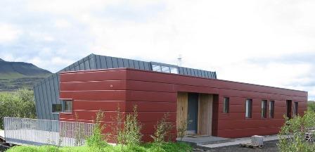 orlofshusamynd fyrir Norðurárdalur - Víðines